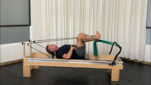 Creating a midline connection - Progressive Pilates Workshop