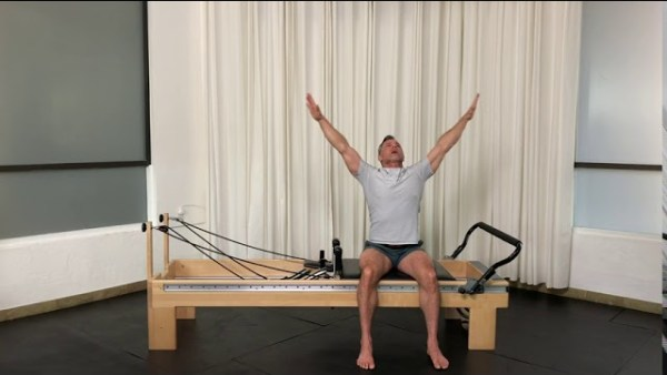100 – FLOW – SIDE SEATED REFORMER STRETCH – youtube