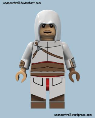 Lego Altair