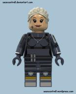 Lego Cassie Cage