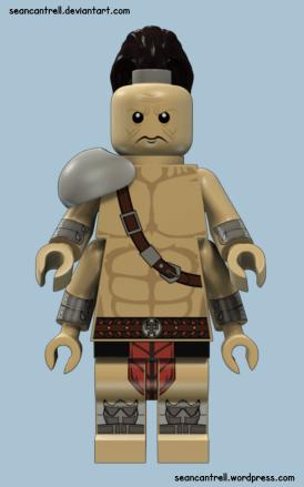 Lego Goro