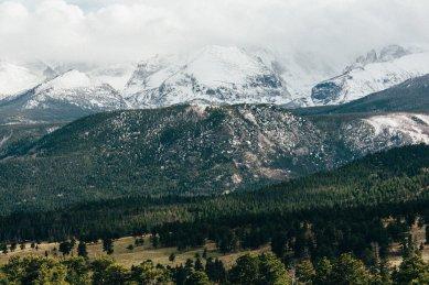 Estes Park Colorado Rocky Mountains-8