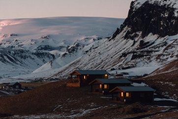 Cabin in Vik Iceland