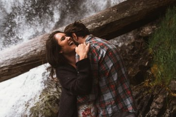 San Juan Islands Engagement Session