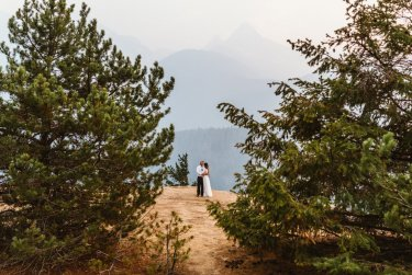 Diablo Lake Engagement Session