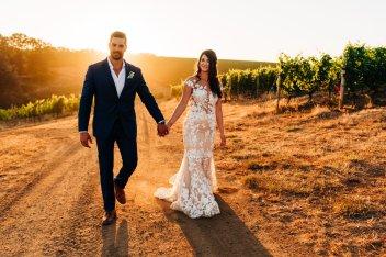 Portland Oregon Winery Wedding