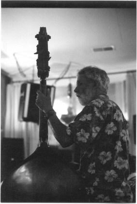 cello player (2003)