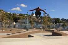 Ryan Foley Kickflip