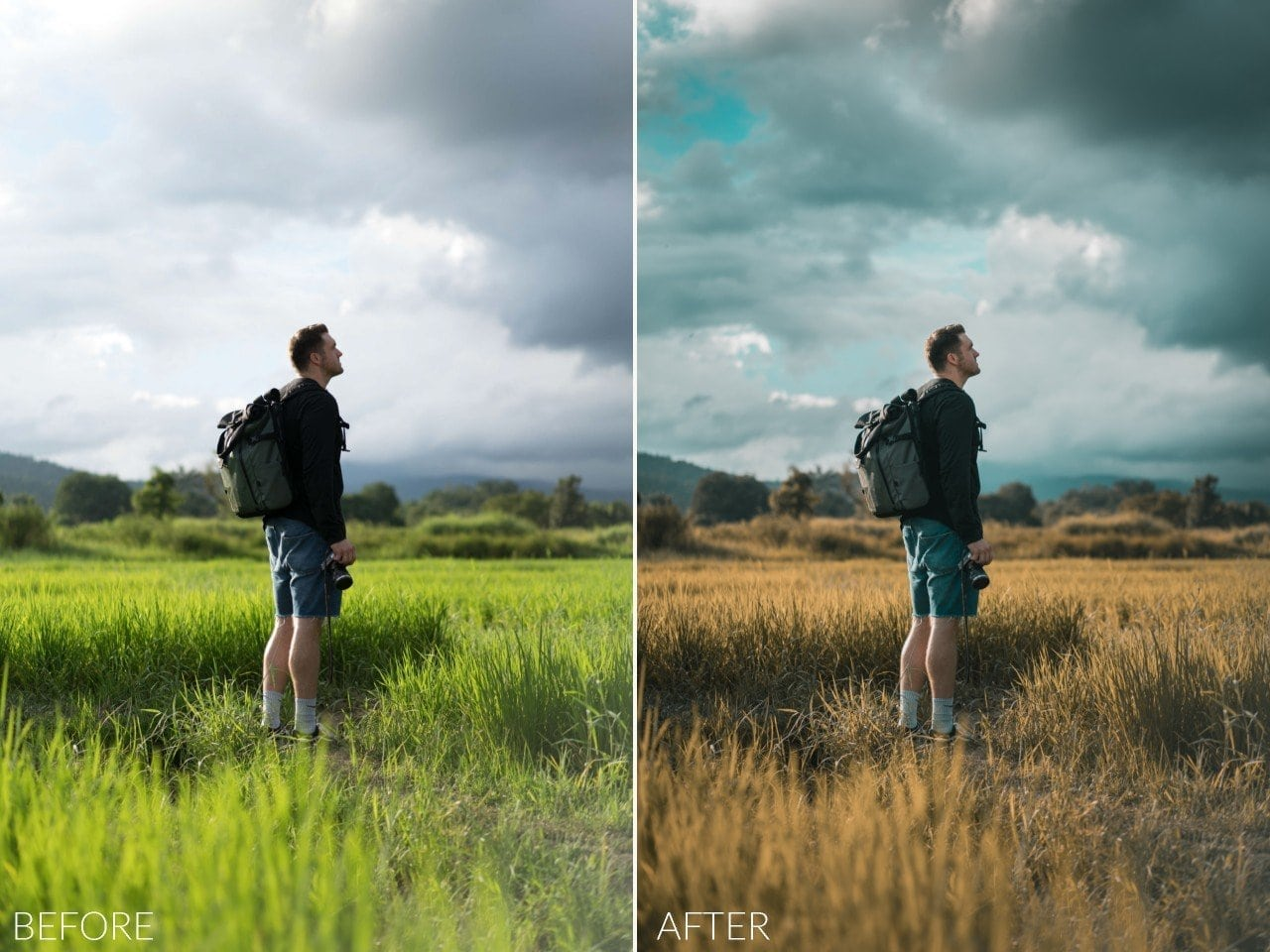 Wanderlust Travel Preset Pack