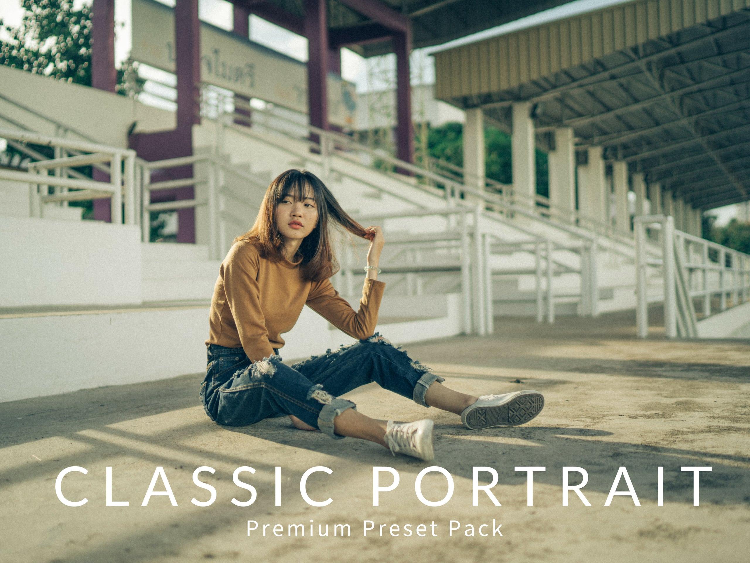 classic port