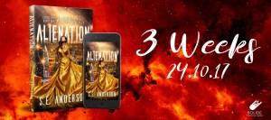 Alienation Advert 3 Weeks