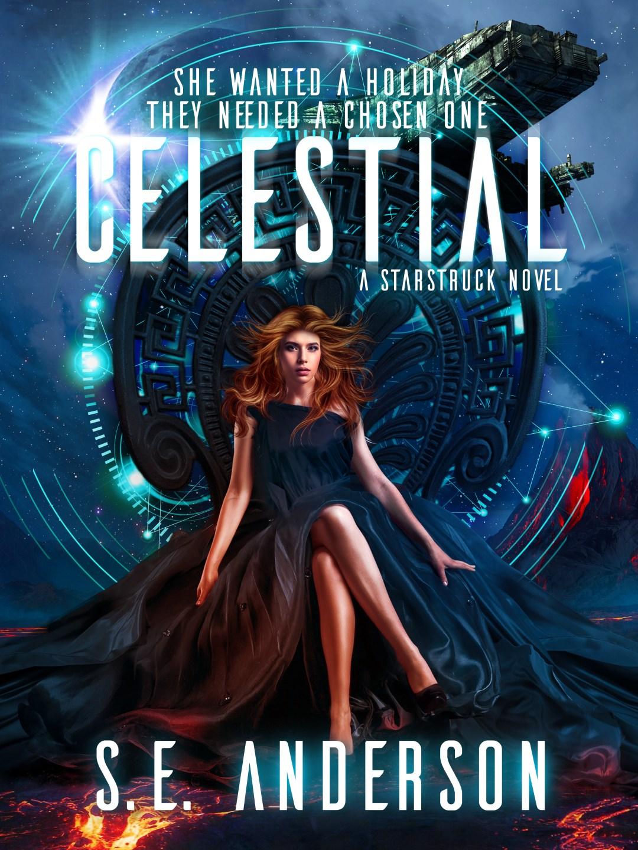 Celestial's Cover Reveal