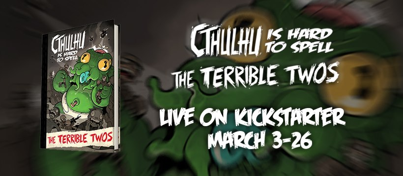 It's (A)live! Cthulhu is hard to spell RETURNS!