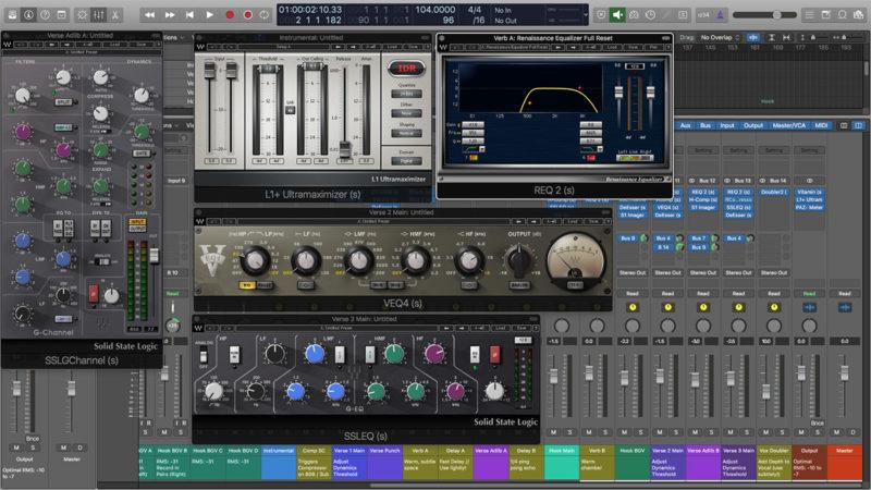 Divine Mixing Waves Template Custom Hip Hop Daw Template