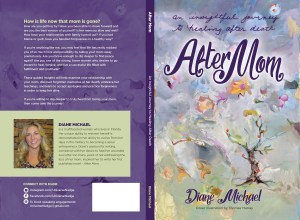 """Jacket art for """"After Mom,"""" a book by Diane Michael"""