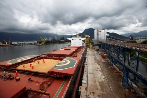 China Is Preparing to Buy U S  LNG and Soybeans: Sources