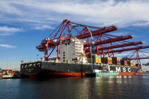 Long Beach Port