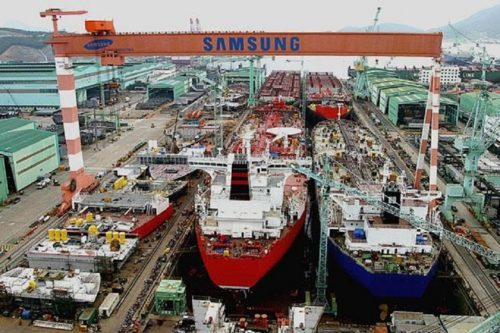 Samsung Heavy unlikely to join race for Daewoo Shipbuilding