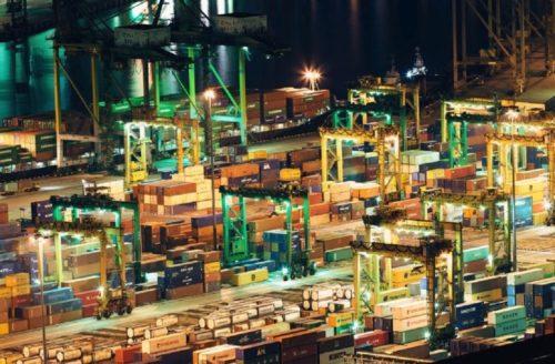 LogChain  Completes Its First International Blockchain Shipmen - Sea ... 072c73e371