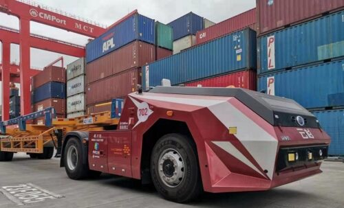 Uhnder as well as Yunshan supply Digital Radar to increase Smart Port automation