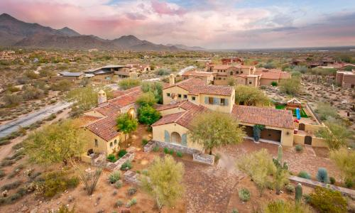 Luxury Homes for sale in North Scottsdale