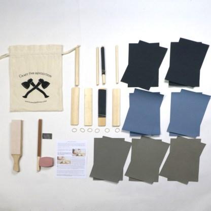 strop and slip set 8 grits