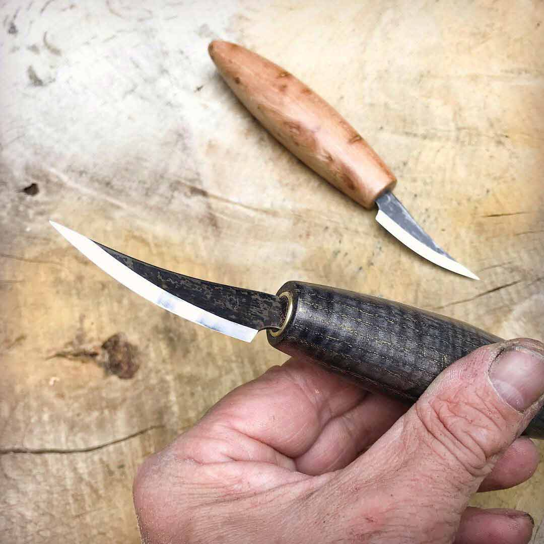 Sean Hellman small carving knife