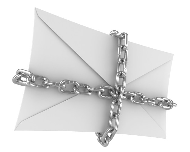 Should the public really be able to look inside this metaphorical envelope? (Photograph by Shutterstock.com)