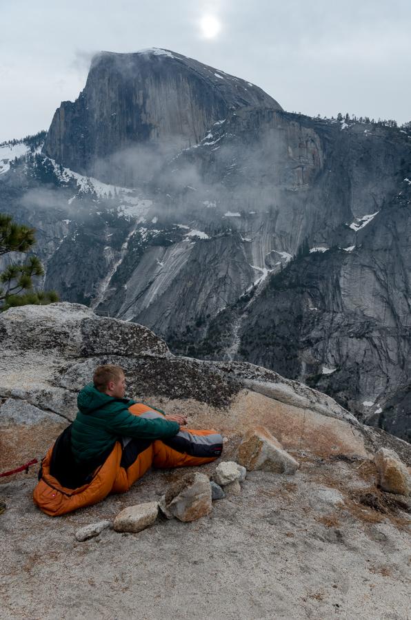Washington Column. Yosemite National Park, CA