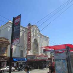 Castro Theatre and 24 Divisadero stop
