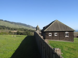 The Fort Ross compound