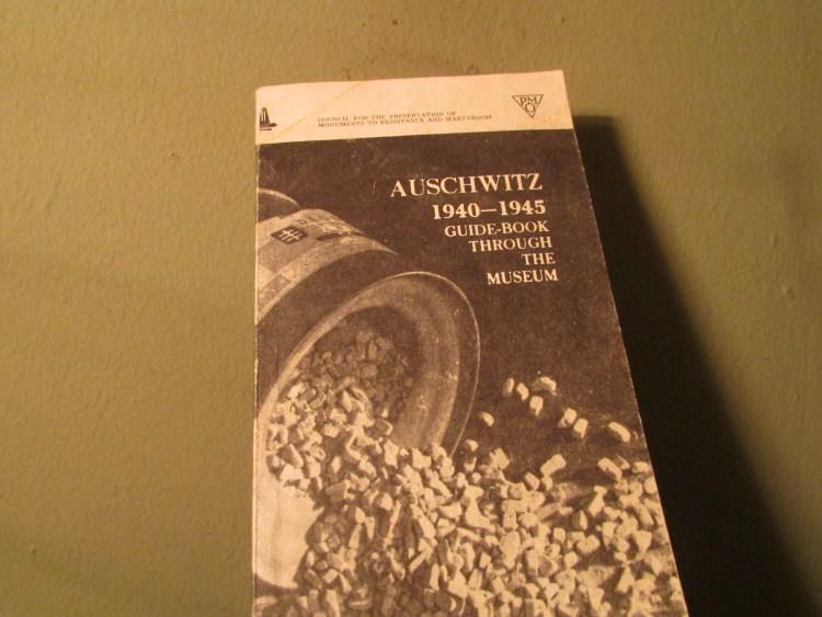 1989 Guide to Auschwitz