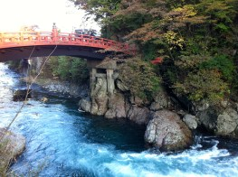 The river in Nikko