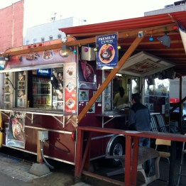 Food Trucks in Portland, Oregon