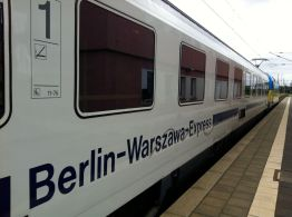 The Berlin-Warsaw Express