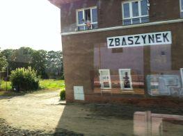 The station at Zbasynek