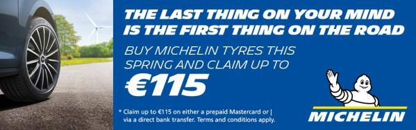 Michelin Tyres Drogheda