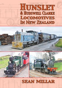 Hunslet & Hudswell Clarke Locomotives in New Zealand.