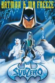 Batman i Mr. Freeze: Poniżej Zera online cda pl