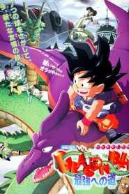 Dragon Ball 4: Droga do zostania najsilniejszym online cda pl