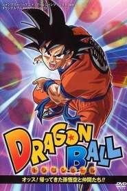 Dragon Ball: Son Goku i jego przyjaciele powracają online cda pl