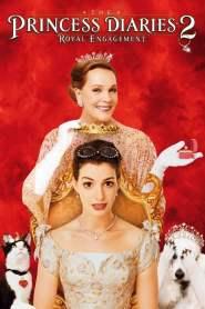 Pamiętnik księżniczki 2: Królewskie zaręczyny online cda pl