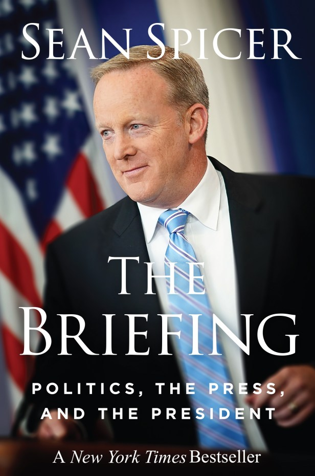 The Briefing- NYT best seller