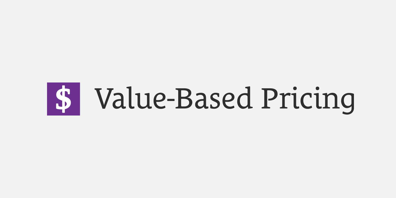311 Value Based Pricing Make More Money And Enjoy Your