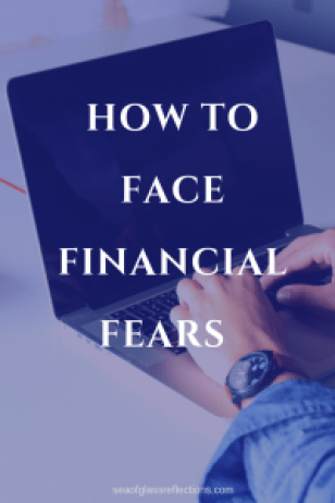 How to face financial fears
