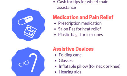 Travel Tips for Chronic Pain