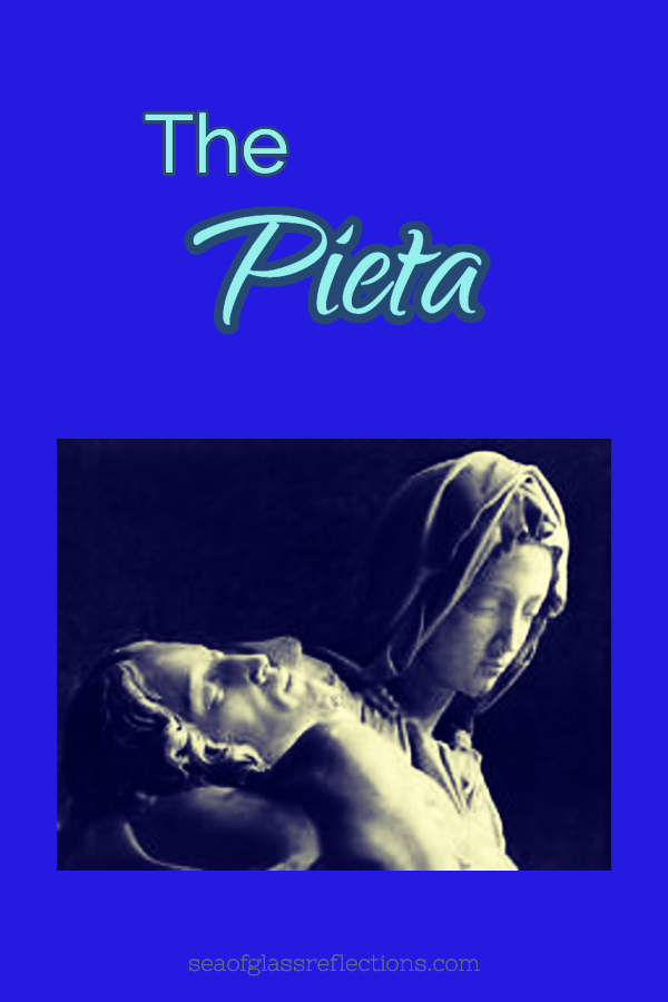 A picture of Michale Angelo's Pieta