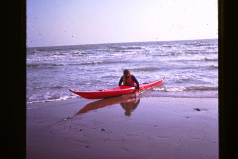 Eastbourne kayaking