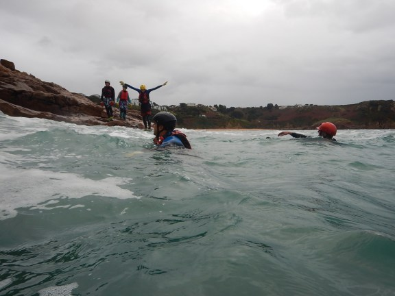 Friday Coasteering