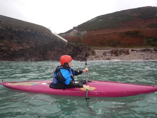 Final paddle